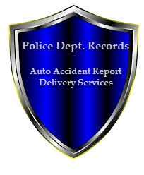 Police Department Records – Auto Accident Report Delivery